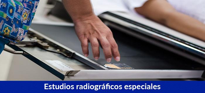 Servicio estudios radiográficos especiales - Centro médico buenos aires