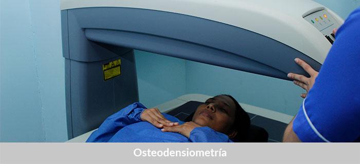 Servicio osteodensiometría - cmba servicios pre y post hospitalarios en cartagena, colombia