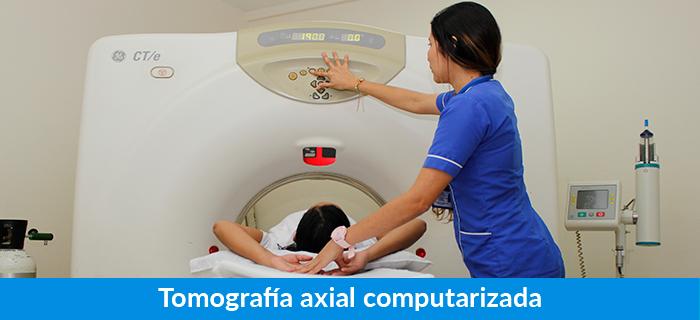Servicio tomografía axial computarizada - Centro médico buenos aires